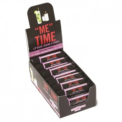 """Baumes pour les lèvres / 20 pcs """"Me Time"""""""