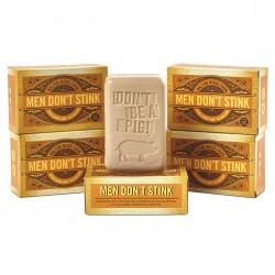 Men Don't Stink Soap Bar 8oz