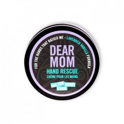 """Crème pour les mains """"Dear Mom"""" 4 oz"""