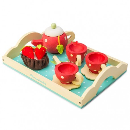 Honeybake Tea Set REVAMP