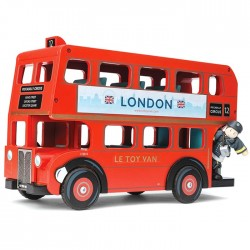 London Bus with Driver REVAMP