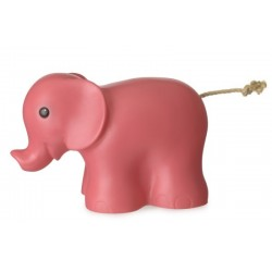 LAMP ELEPHANT RASPBERRY
