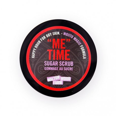 "Exfoliant au sucre ""Me Time"" 8 oz"