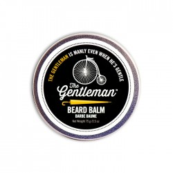 Beard Balm 2.5 oz  Gentleman