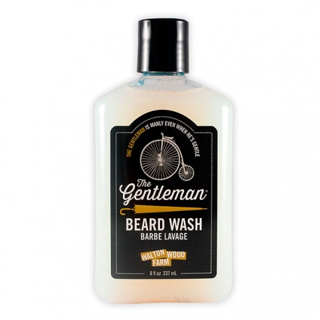 Beard Wash 8 oz  Gentleman