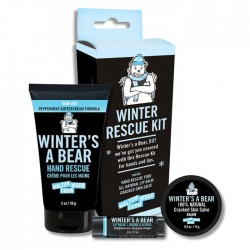 Winter's a Bear 3 pcs Rescue Kit