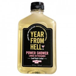 Power Shower 12 oz Year From Hell