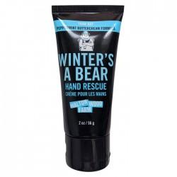 """Crème pour les mains """"Winter's a Bear"""" 2 oz"""