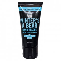 Hand Rescue Tube 2 oz Winter's a Bear