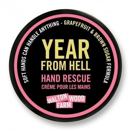 """TESTER """"YEAR FROM HELL"""" crème pour les mains 4 oz"""