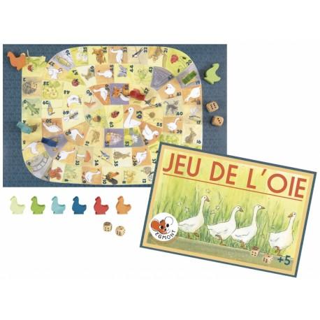 JEU DE L'OIE