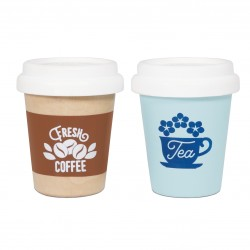 Eco Cup-  Tea & Coffee -2 Piece NEW2021