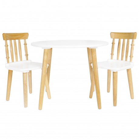Table & Two Chairs NEW2021