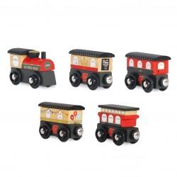 """Red Royal Express"""