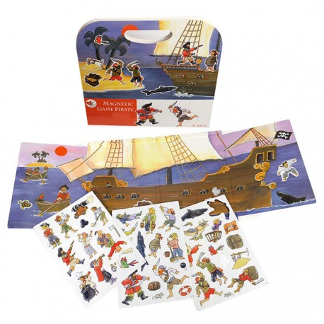 MAGNETIC GAME PIRATE
