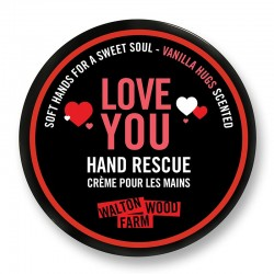Hand Rescue - Love you - Vanilla Kisses 4oz