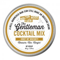 Drink Mix Gentlemen - Whet My Whiskey 4.5oz