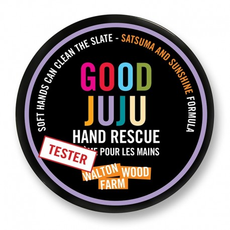 Tester - Hand Rescue  4oz