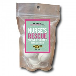 Nurses Rescue Shower Therapy Pouch
