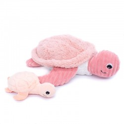 Sauvenou Turtle Mommy and baby pink