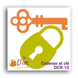 D'CO CADENAS/CLÉ