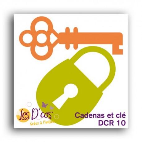 D'CO CADENAS/CLÉ