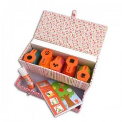 BOXED SET 5 PUNCHES TEO ZINA