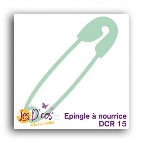 D'CO ÉPINGLE NOURRICE