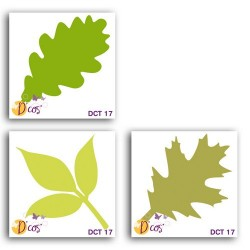 D'CO OF LEAVES