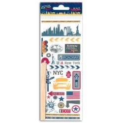 TRANSFERT - NEW YORK