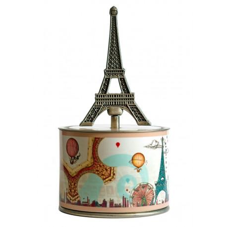 Socle Tour Eiffel & La Vie en Rose