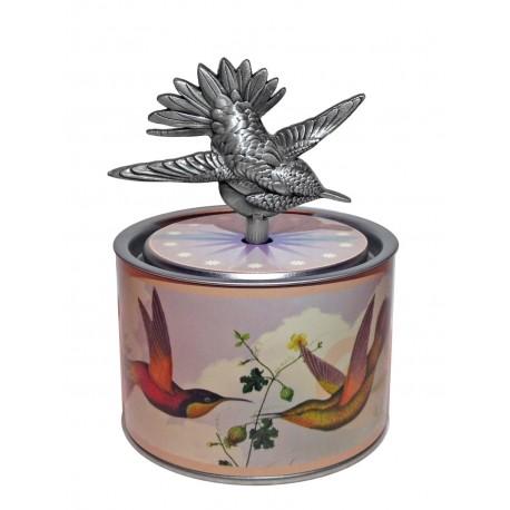 Socle Humming Bird & Brahms Lullaby