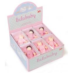 """Boîte présentoir de 12 bébés """"Lalababy"""""""