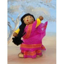 Danceuse Indienne Jasmine ***