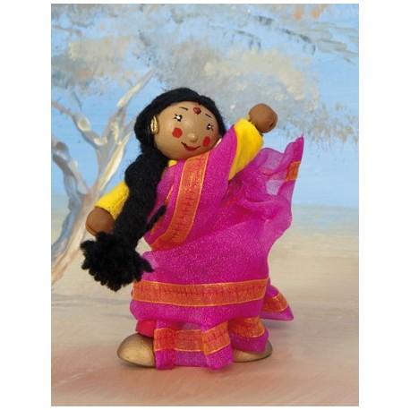 Indian Dancer Jasmine***