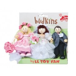 Groom and Bridesmaid***