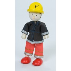 pompier (rouge) ***