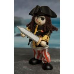 Pirate au cache-oeil