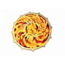 Bouclier Flamme