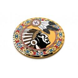 Indian Shield, Navajo, Big Joe