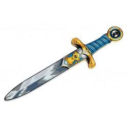 Mini épée Lion, Chevalier noble