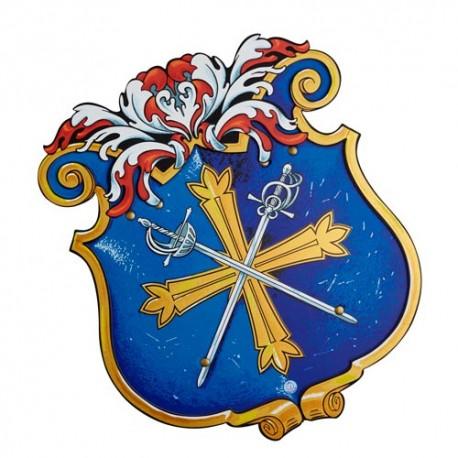 Musketeer Shield