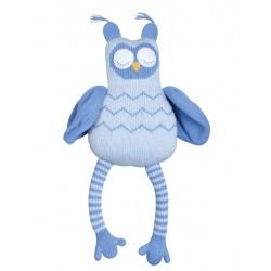 "Owl 12"" Blue"
