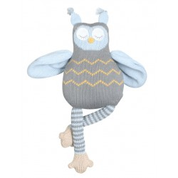OWL 12'' Grey and Blue
