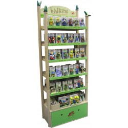 Budkins wooden Display Stand (with order of 220 units)