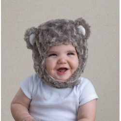 BEAR HAT 1-2 YEAR