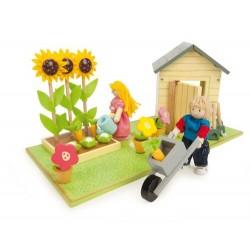 Ensemble d'accessoires de jardin
