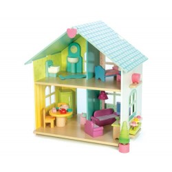 La Maison aux Tuiles Vertes (meublée)