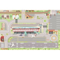 My first airport playmat 80 x 120 cm