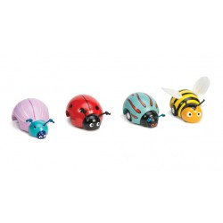 Insectes à friction (assortiment de 12)